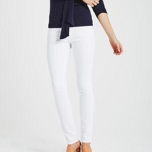 AG Jeans The Stilt White Skinny Jeans